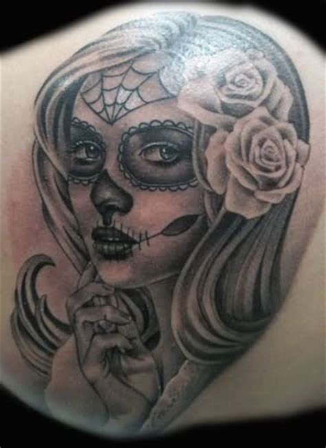 day of the dead rose tattoo day of the dead images designs