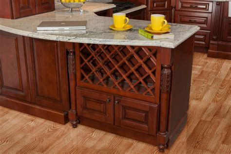 merlot kitchen cabinets sonoma merlot ready to assemble kitchen cabinets