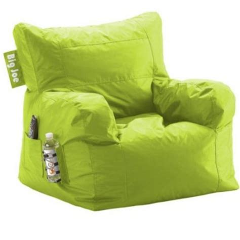 Big Joes Chairs Cool Features Of The Sleek And Multi Functional Bean Bag