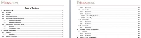 Complygear Coding Standards Document Template