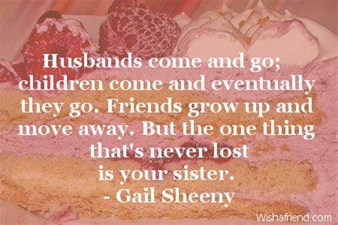 Away Birthday Quotes Sister Birthday Quotes