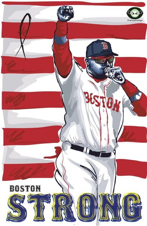 Boston Sox L by Boston Sox Big Papi Jersey