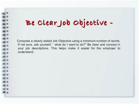career objective means resume prepration resume writing