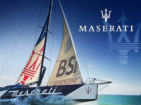 image gallery maserati boat