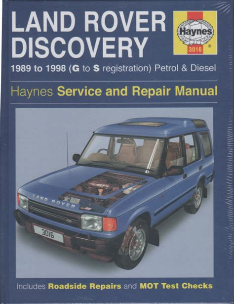 land rover discovery repair manual 1989 1998 sagin workshop car manuals repair books