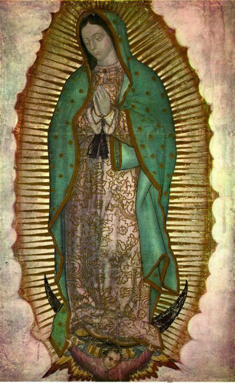 fotos virgen de guadalupe original virgen of guadalupe the original salsa and salsa