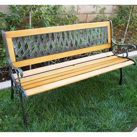 outdoor  patio porch deck hardwood cast iron garden