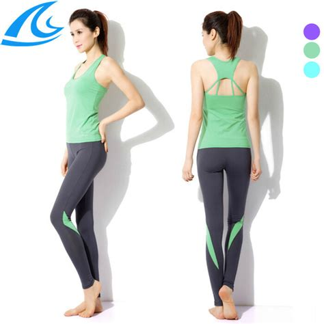 Shaper Baju Atasan Wanita Fitness Erobic clothes running clothing suit shorts bermudas s sets jpg