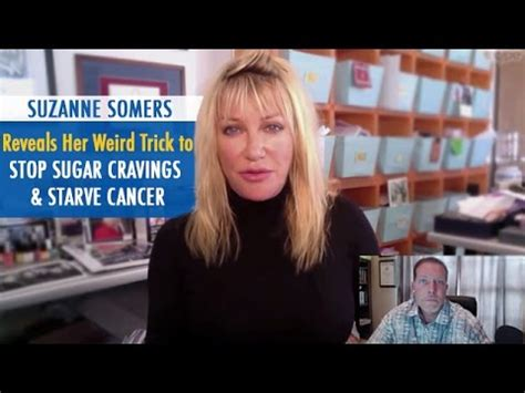 The About Detox Bollinger by Suzanne Somers Reveals Trick To Stop Sugar