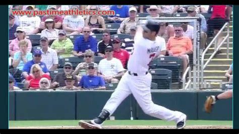 paul molitor swing joe mauer slow motion home run baseball swing hitting