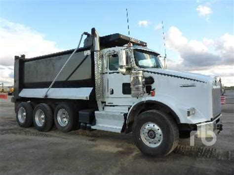 2016 kenworth for sale 2016 kenworth dump trucks for sale used trucks on