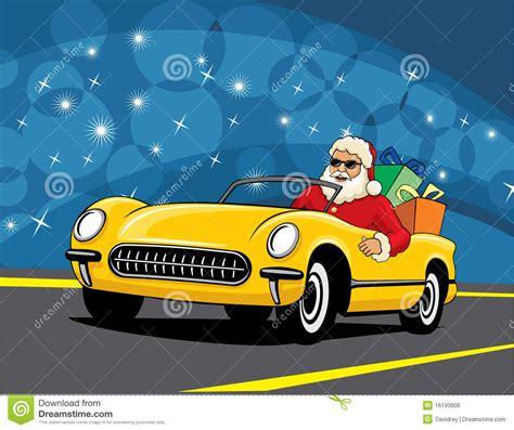 sun blaze t5 48 6 l santa convertible car royalty free stock image image