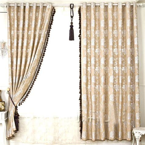 curtain trim silver bead curtain lace tassel fringe trim curtain cord