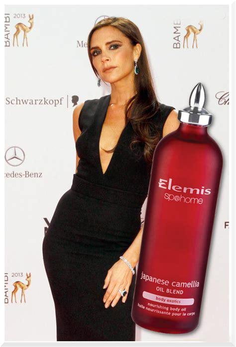 Beckham Camellia ποιο προϊόν έκανε θαύματα για το σώμα της beckham