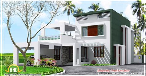 low cost home house plans and design low cost modern house plans in kerala
