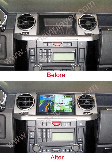 land rover lr3 dashboard replacement land rover discovery 3 aftermarket navigation unit