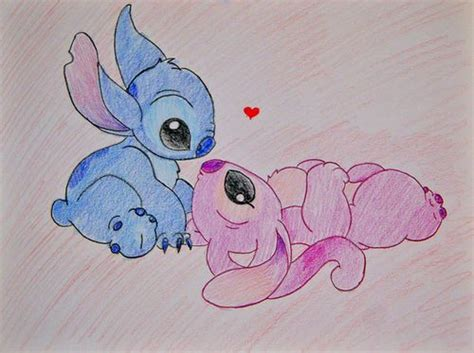 angel design contest lilo and stitch cute disney drawings tumblr disney pixar pinterest