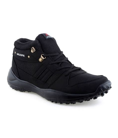 black sports shoes for welcome black sport shoes for price in india buy
