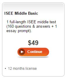 Isee Essay Topics Middle Level by Isee Middle Level Grade 6 7 8 Premium Practice Pack