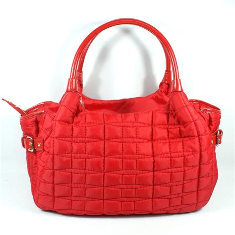 Kate Spade Quilted Bag by Kate Spade Stevie Signature Spade Quilted Shoulder Bag
