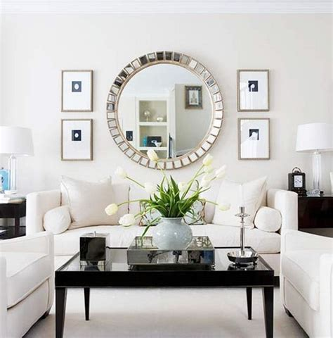 mirror wall decoration ideas living room 12 brilliant ideas for decorating with large wall mirror