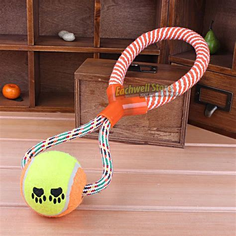 indestructible chew toys durable rope braided chew toys puppy cotton chewing bone knot