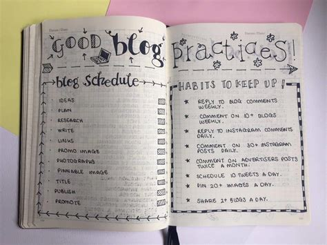 Blogger Journal | my 2017 bullet journal look through twenty something