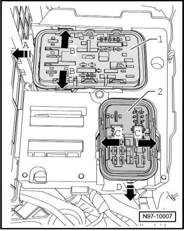 fuse box on a skoda octavia trusted wiring diagram eos explained diagrams services power windo skoda workshop manuals gt octavia mk2 gt vehicle electrics gt electrical system gt wiring gt fuse