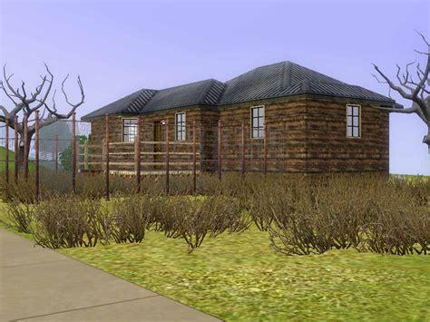 who house mod the sims abandoned house 1 no cc