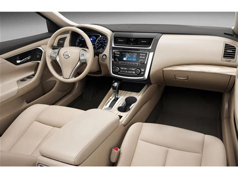 nissan altima 2016 interior 2016 nissan altima performance u s report
