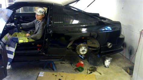 custom nissan 200sx nissan 200sx custom widebody m50b25 turbo engine