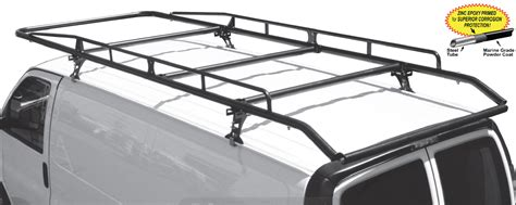 Ladder Racks For Vans by Kargomaster Pro Ii Commercial Ladder Rack
