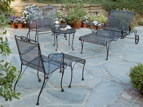 Metal Patio Furniture Sets Metal Patio Chairs Ethimo Flower Folding Chair Orange Dzd Liked On Polyvore Featuring Home