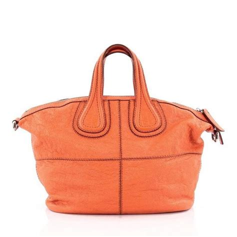 Agivenchy Nightingale Togo Leather Ghw Small givenchy nightingale crossbody bag leather micro at 1stdibs