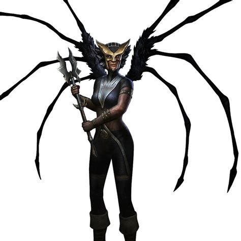injustice gods among us 1401268838 extracted hawkgirl blackest night render from injustice gods among us ios version and saved