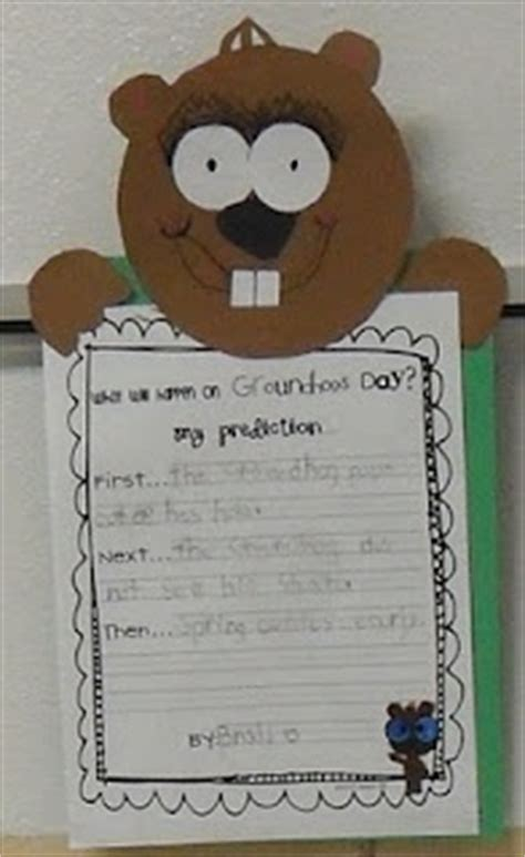 groundhog day prediction groundhog predictions groundhog day 1st grade