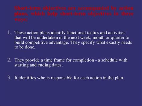 Mba In Finance And Strategic Management by Strategic Management Process And Stratergic Implementation