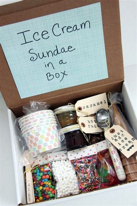 Handmade Gift Box Ideas - 25 best gift ideas on simple