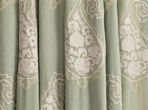 paisley fabric for curtains paisley embroidered fabric for curtains regis paisley by