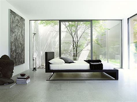 Fresh And Natural Bedroom Interior Design Interior Design Bedroom Interior Designing