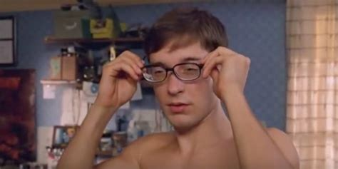 Puts On Glasses Meme - peter parker s glasses make everything clear in new spider