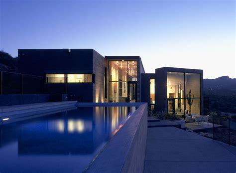 Ibarra Rosano Design Architects Garcia Residence Frames Architectural Design Tucson