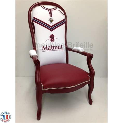fauteuil personnalis 195 169 maillot