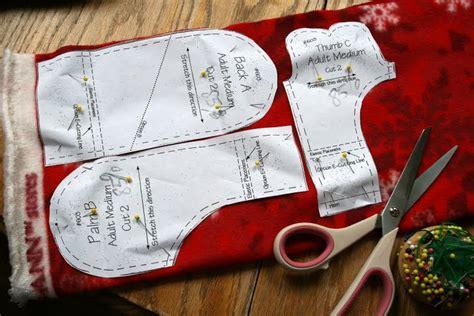 Kids fleece mitten patterns free patterns