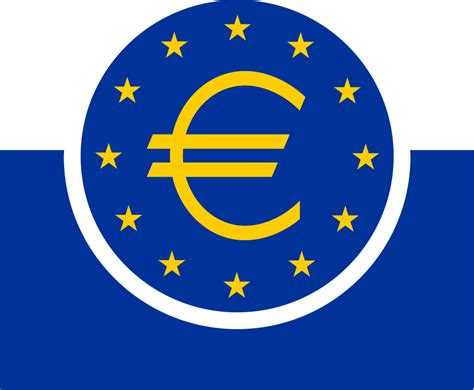 europ bank file logo european central bank svg