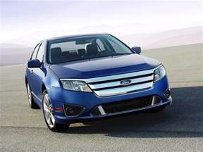 Ford De Amerikaanse Ford Fusion Gefacelift Autoblog Nl