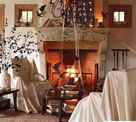 spooky home decor 33 spooky scary halloween decorations for 2016