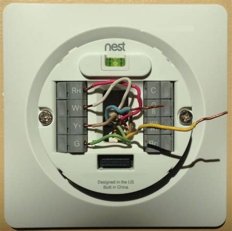 nest thermostat wiring diagram technical get free image