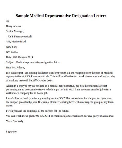 31 resignation letter formats templates sle templates