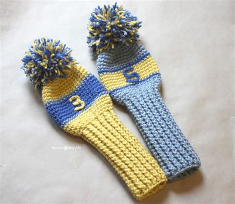 knitting pattern golf socks 109 best images about crocheted knitted golf club covers